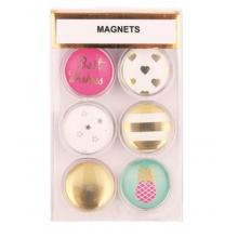 6'Lı Magnet Seti