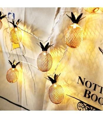 Ananas Metal Led Işık