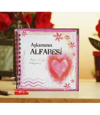 Aşkımızın Alfabesi Defteri