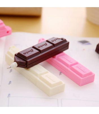Isırılmış Çikolata Tükenmez Kalem