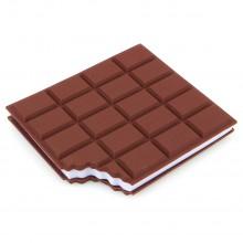 Isırılmış Çikolata Şeklinde Kokulu Not Defteri