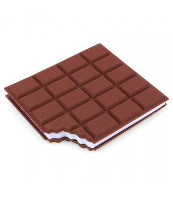 Isırılmış Çikolata Şeklinde Not Defteri