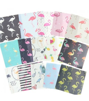 Flamingo Stickerlar 45'li