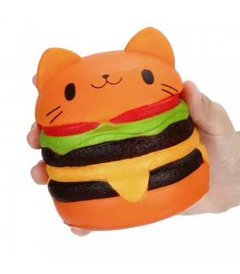 Kedi Hamburger Squishy