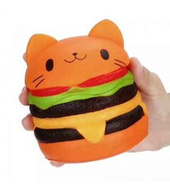 Kedi Hamburger Squishy