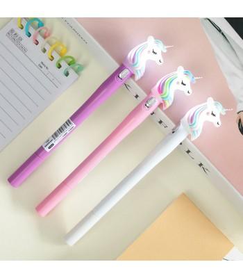 Işıklı Unicorn Jel Kalem