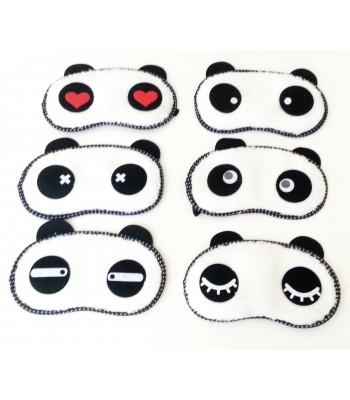 Jelli Panda Uyku Maskesi