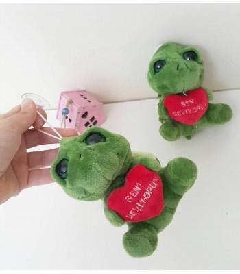 Kalpli Peluş Kaplumbağa