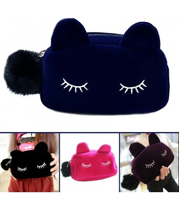 Ponponlu Kedi Çanta