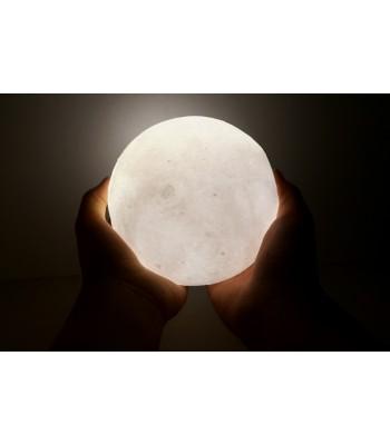 Ay Gece Lambası (Moon Lamp)