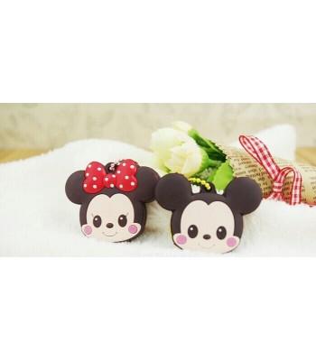 Mickey-Minnie Mouse Anahtar Kılıfı