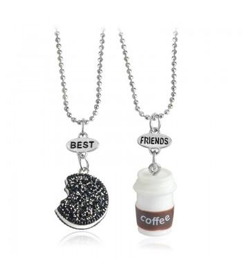 Best-Friends Kolye Oreo-Kahve