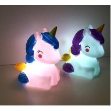 Sevimli Unicorn Gece Lambası ♡