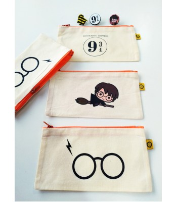 Harry Potter Küçük Bez Cüzdan