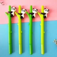 Panda Bambu Jel Kalem