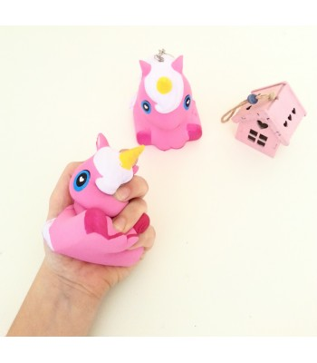 Pembe Unicorn Squishy