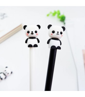 Sevimli Panda Jel Kalem