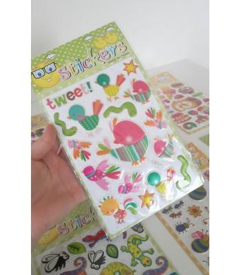 Sevimli Stickerlar