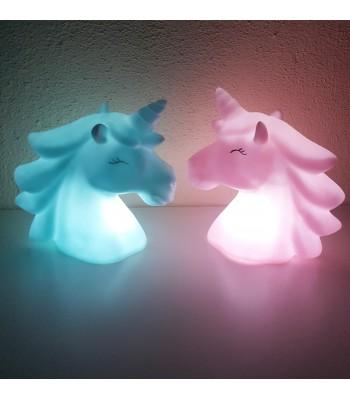 Dekoratif Unicorn Gece Lambası