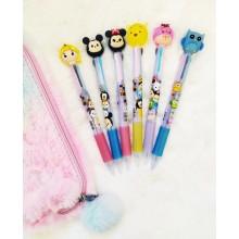 3 Renk Yazan Sevimli Kalem