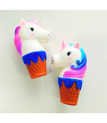 Unicorn Külah Dondurma Squishy