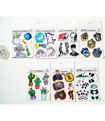 5'li Sticker