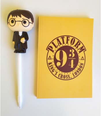 Harry Potter Squishy Kalem