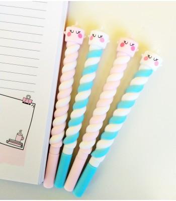 Marshmallow Unicorn Kalem